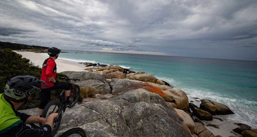 Bay-of-Fires-Beach-and-riders